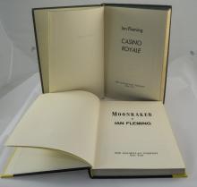 Ian Fleming Moonraker Hardback Book, Pub