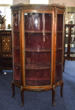 Early To Mid 20thC French Style Vitrine,