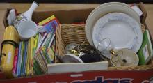 Mixed Lot Of Collectables, Comprising A