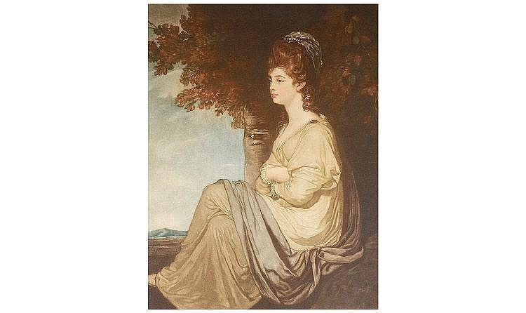 Thomas Hamilton Crawford 1860. Watercolourist and