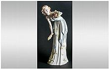 Royal Doulton Figurine ' Reflections Series ' Summers Darling. HN.3091. Des