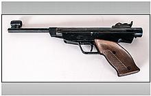 German original model 5 pistol .177 circa 1979