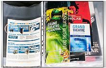 Album Containing A Quantity Of Modern Theatre/Souvenir Programmes, Ticket S