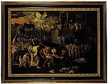 JOHANN HEINRICH SCHÖNFELD (1609 1682). ATTRIBUITO A