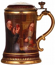 Beer Stein Auction