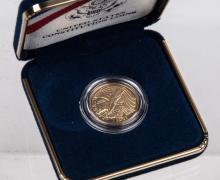 1987 $5 Constitution commemorative