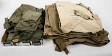 Military pouches and bags
