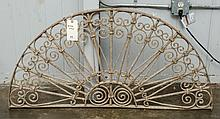 Metal arch approx 47