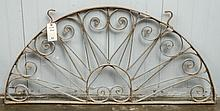 Metal arch approx 55