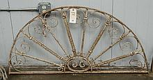 Metal arch approx 49