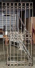 Metal gate approx 41