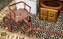 Child's pull cart