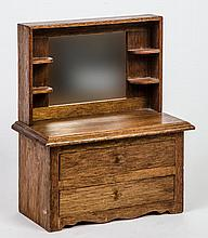 Homemade child's furniture