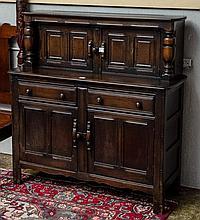 Great oak sideboard- approx 48