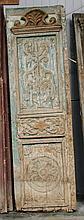 Pair of Wooden doors