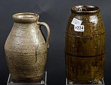 Alabama canning jar from the 1880s &