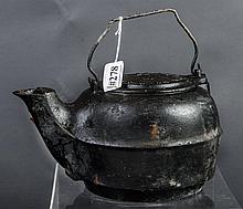 Rome Ga iron pot