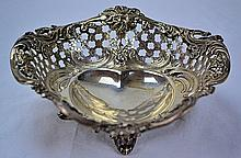 Tiffany & Co. Sterling Silver Figural Dish