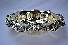 Tiffany & Co. Sterling SIlver Art Nouveau Serving Bowl