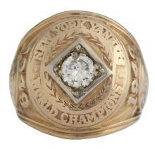 1949 New York Yankees World Series Champions Players Ring