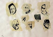 John Kingerlee - Faces