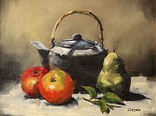 Carmela Brennan - A Pear of Apples