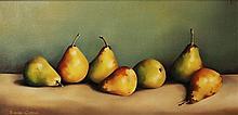 Susan Cairns - A Pear A Day