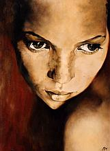 Magda Zak  Piegi  Oil on Canvas