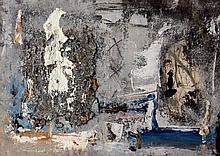 John Kingerlee  Mammys Wall  Oil