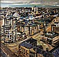 Nicholas Finn. Overview of Belfast. Oil board