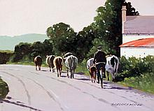 Gregory Moore - Moving the Cattle