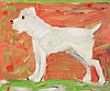 David Johnston - White Dog