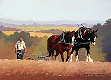 Gregory Moore - Pulling the Plough