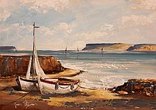 Gavin Fitzsimons - Looking Towards Torr Head