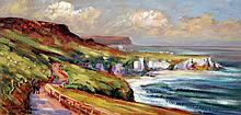 William Cunningham - On the Way to Carrick-a-Rede