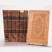 Poquelin, Jean-Baptiste (French, 1622-1673). Oeuvres de Jean-Baptiste Poquelin de Molière. Paris: P. Didot L'Ainé, 1817. 7 Volumes.