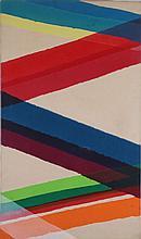 Paul Allen Reed (b. 1919) Upstart XVI, Acrylic on canvas,