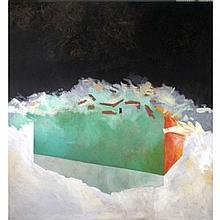 Zhao Gang (b. 1961) Black Dream, Oil on canvas,