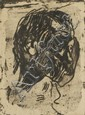 Käthe Kollwitz (1867-1945) Untitled, Lithograph,