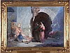 Douglas Arthur Teed (1864-1929) The Merchant with Pewabic Vessels, Oil on canvas,