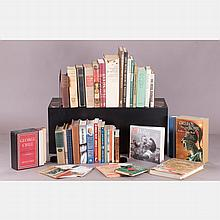 A Miscellaneous Collection of Forty-Two Nonfiction Hardbound and Paperback Books Pertaining to Various Topics,