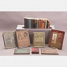 A Miscellaneous Collection of Twenty-Two Books Pertaining to Various Topics, 19th/Early 20th Century,
