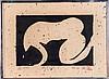 Iwao Akiyama (b. 1921) Untitled, Woodcut,, Iwao Akiyama, $0