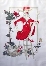 Philippe Noyer lithograph