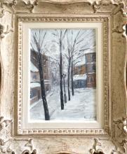 Fanny Icart original oil painting