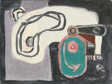 Roy Lichtenstein, Original oil