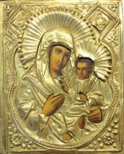 Virgin of Tikvanskaya