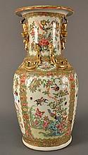 Rose Medallion Vase Condition Report : Prior