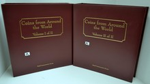 Coins from Around the World in 2 Volumes