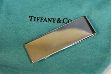 Sterling Money Clip Tiffany & Co